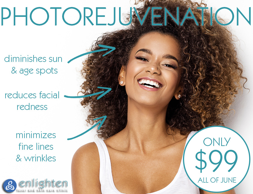 Photorejuvenation June Sale
